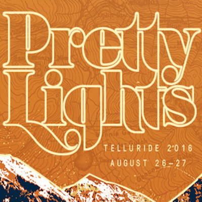 Pretty lights telluride