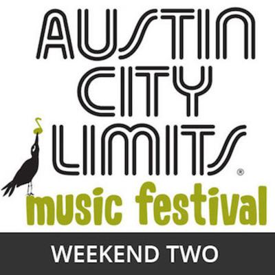 Austin city limits weekend 2